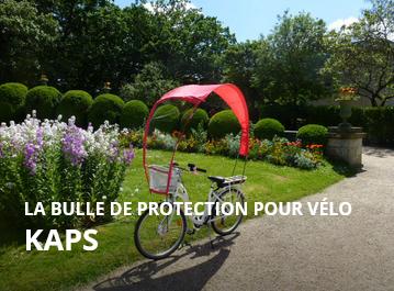 Protection pour vélo