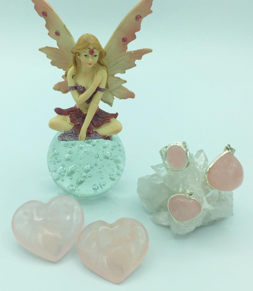 Photo quartz rose